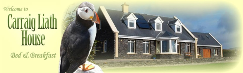 B&B Portmagee bed and breakfast Kerry
